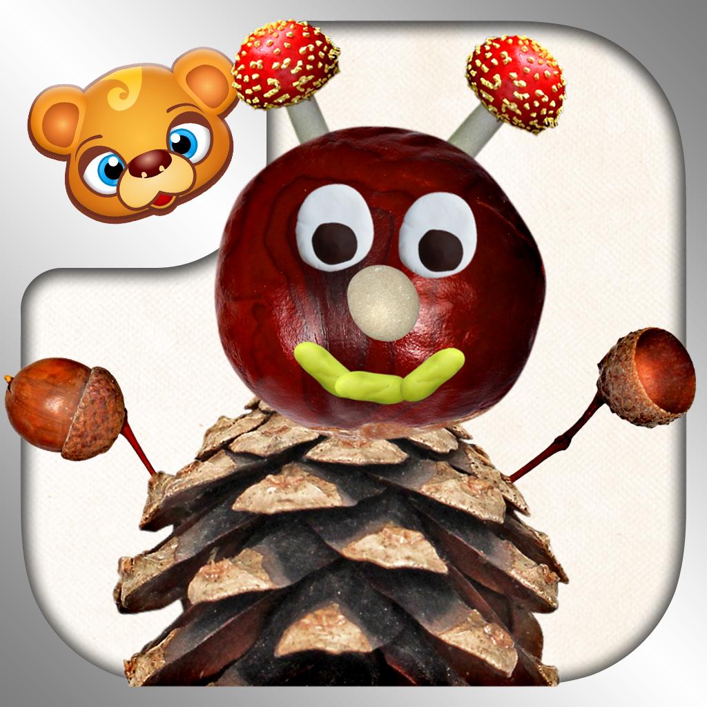 Buy 123 Kids Fun AUTUMN DESIGNER (Free App) on the App Store