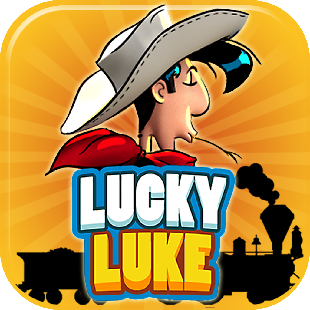 Lucky Luke – Transcontinental Railroad